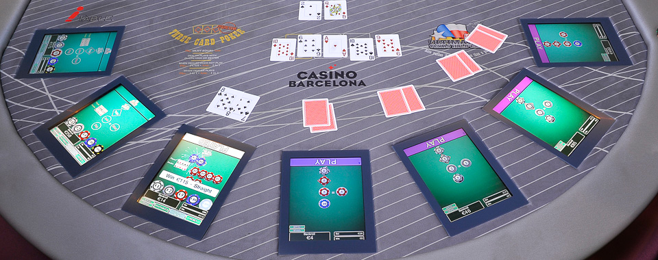 i-Table Ultimate Texas Hold'em