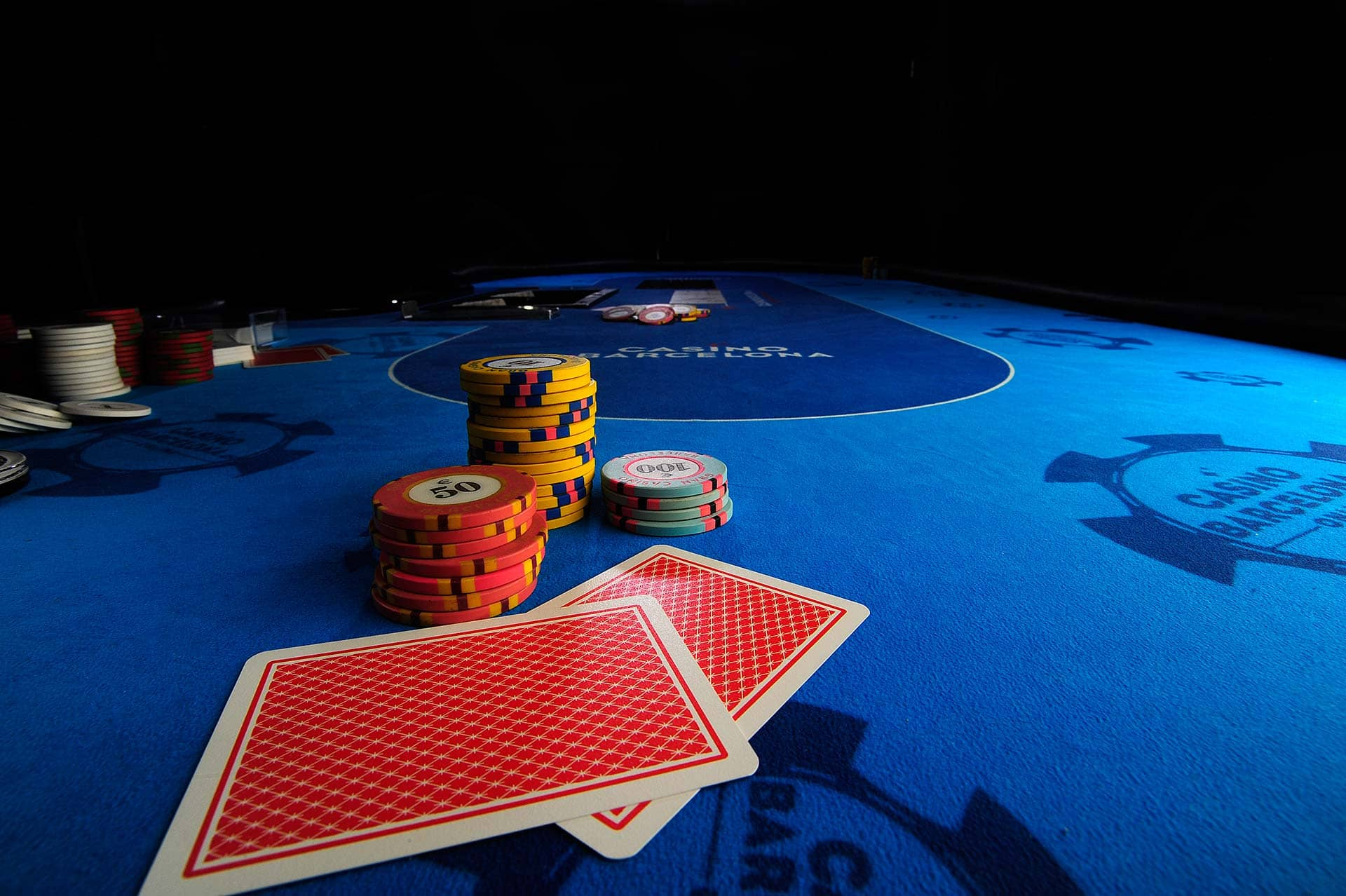 poker in casino barcelona