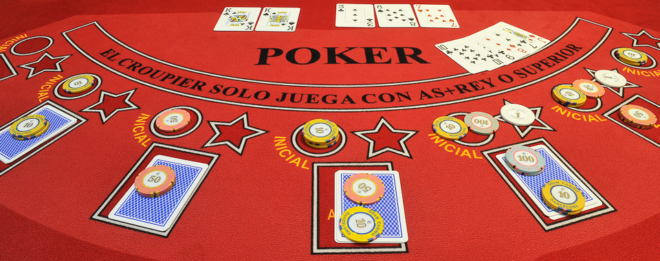Poker sin descarte