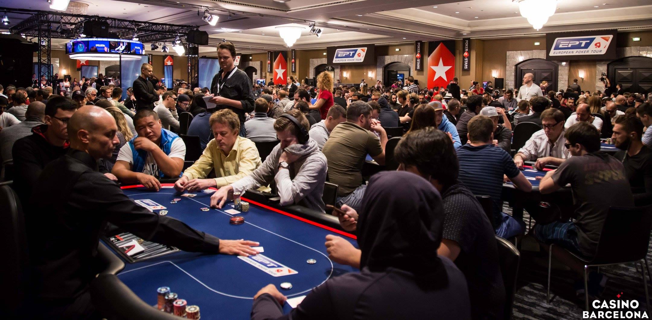poker tournaments casino barcelona