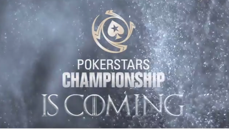 Pokerstars Championship is Coming