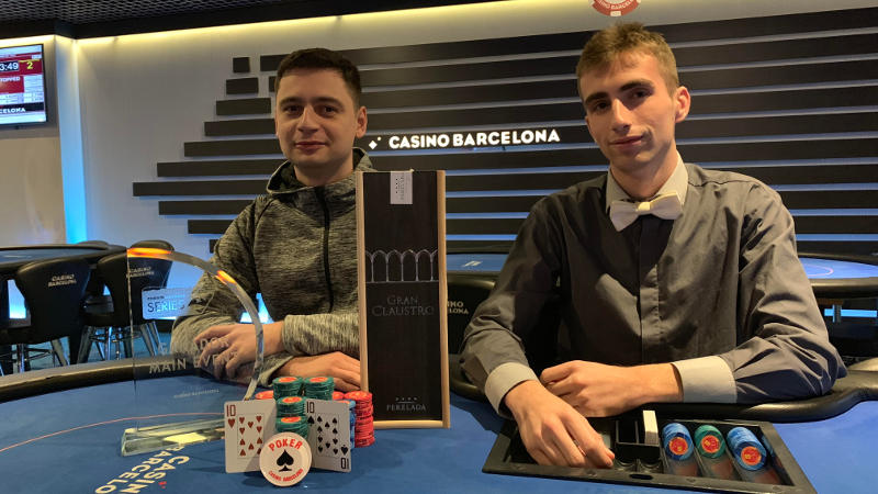 Vuelven las Christmas Poker Series de Casino Barcelona