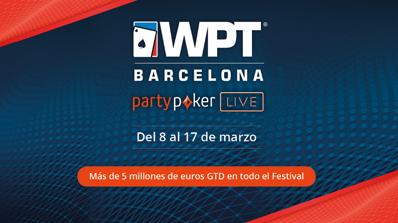 El World Poker Tour vuelve a Casino Barcelona