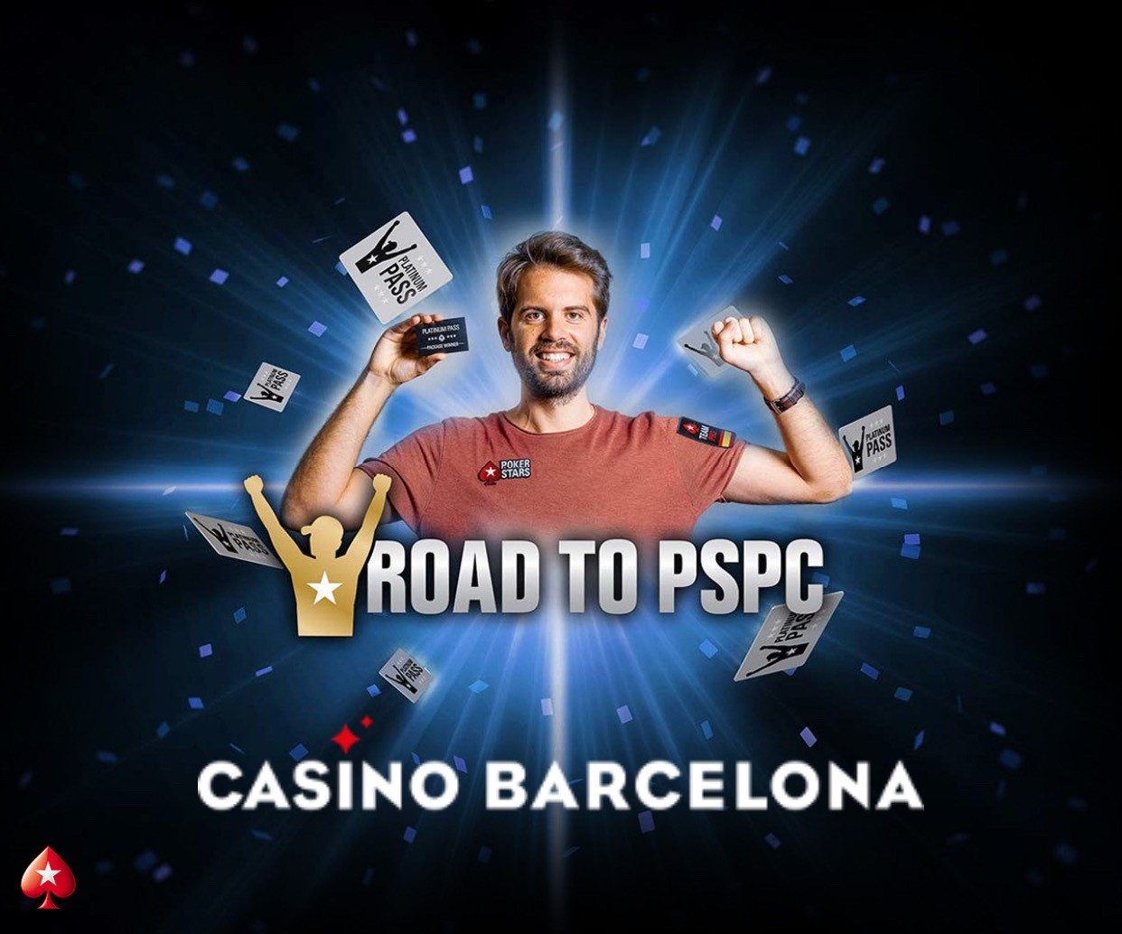 Road to PSPC Barcelona